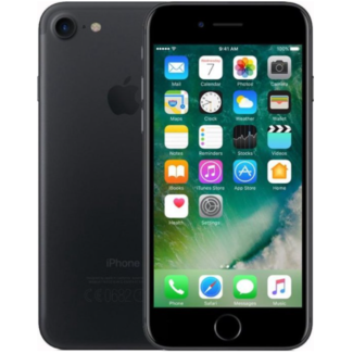 Apple Apple iPhone 7 32GB zwart refurbished