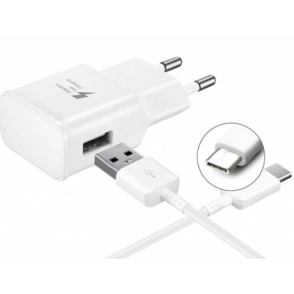 Samsung Travel Adapter 2.0A + Type-C to USB Cable (45W)