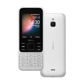 Nokia Nokia 6300 4G DS Wit