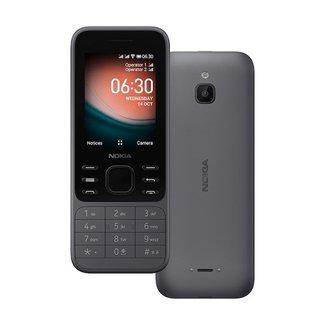 Nokia Nokia 6300 4G DS Steenkoolgrijs