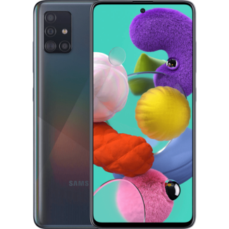 Samsung Samsung Galaxy A51 64GB Zwart
