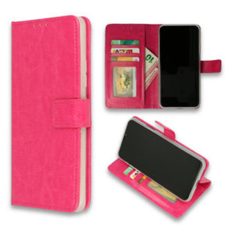 Samsung Galaxy Note 10 Pro bookcase | Roze