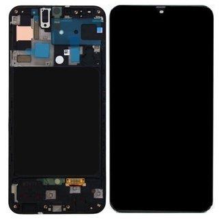 Samsung Samsung Galaxy A50 SM-A505F (GH82-19204A) Display - Black