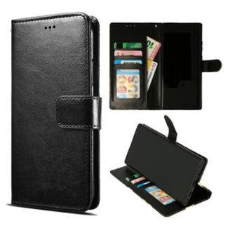 TF Cases Samsung Galaxy S9 bookcase | Zwart