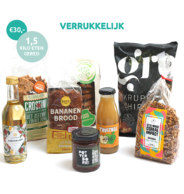 Verspilling is Verrukkelijk Food Box Verspilling is Verrukkelijk