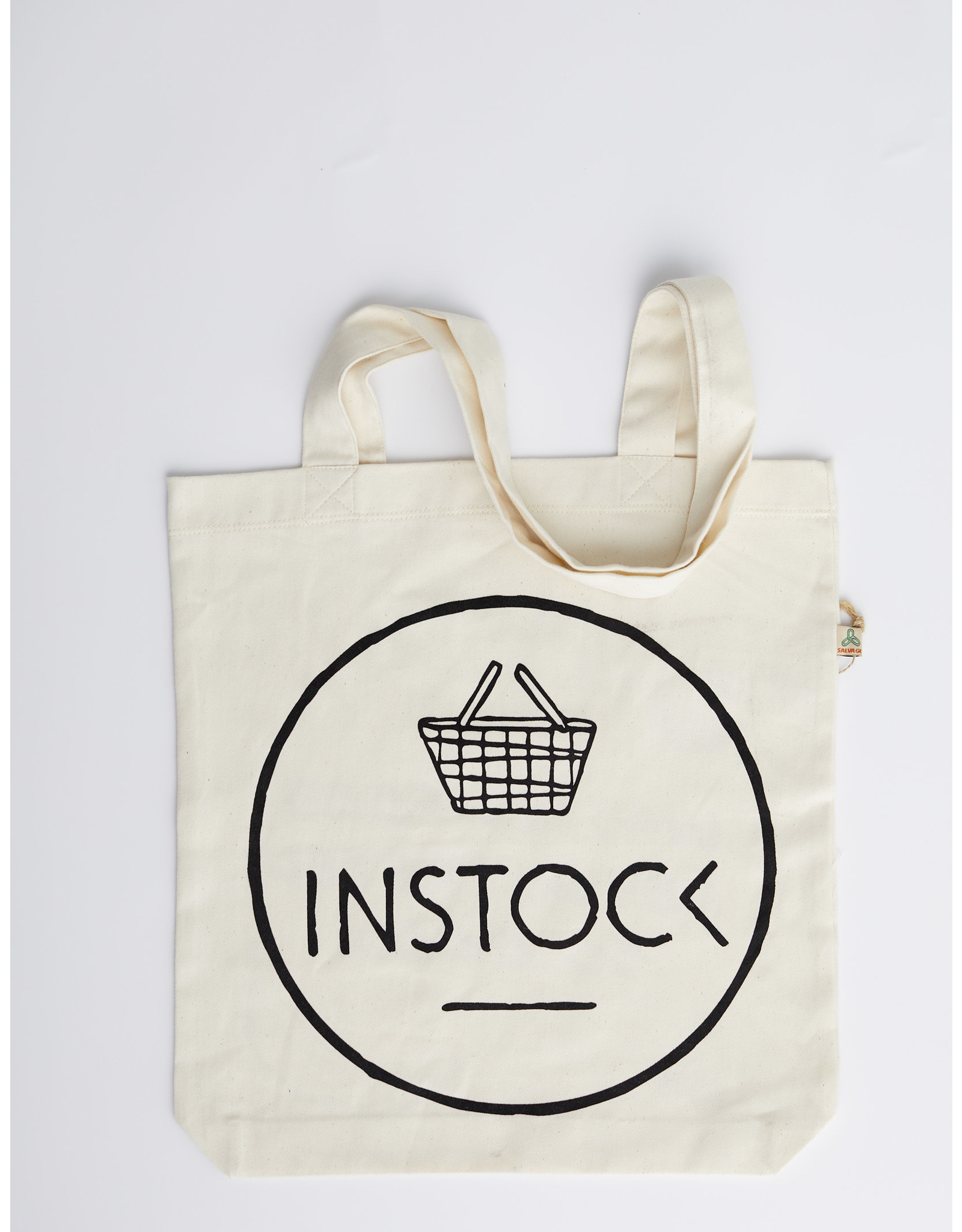 Instock Instock Upcycled Canvas Tas