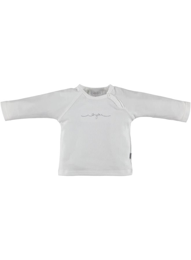 Shirt I Love You - Wit