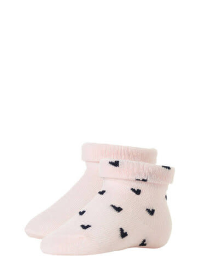 BESS-2x Sokken - Roze