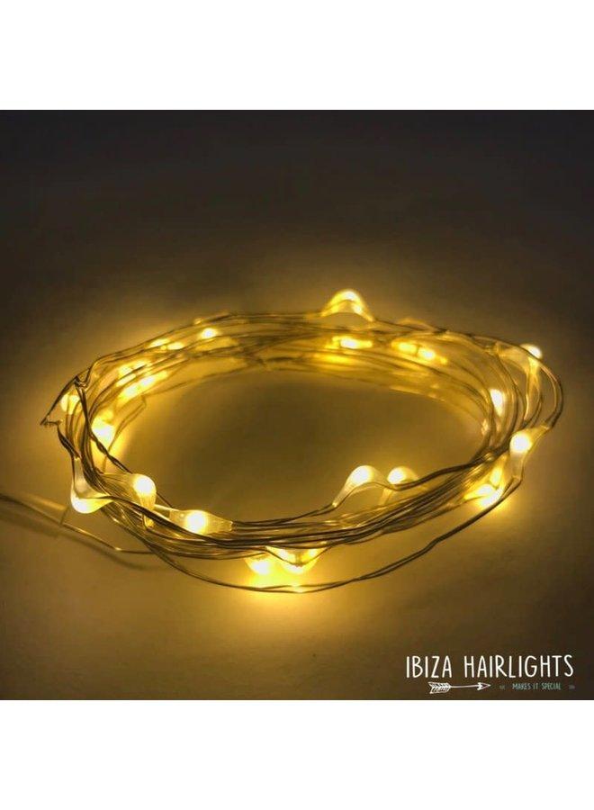 Ibiza Hairlights Warm White