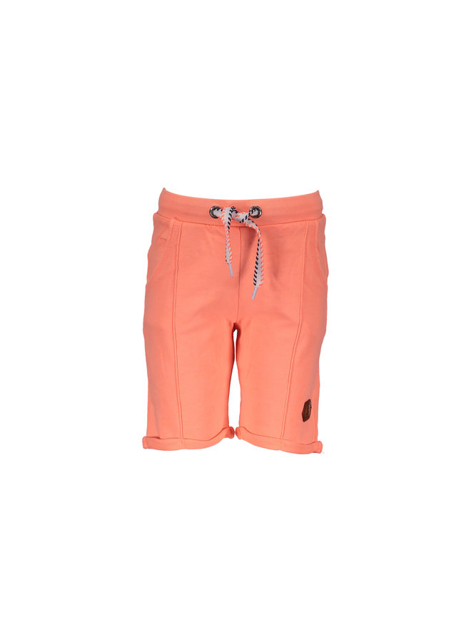 Sweat Short Neon Carrot