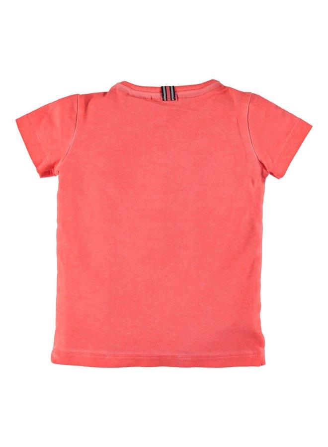 Shirt Neon Carrot