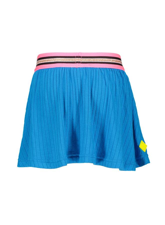 Skirt Cyan