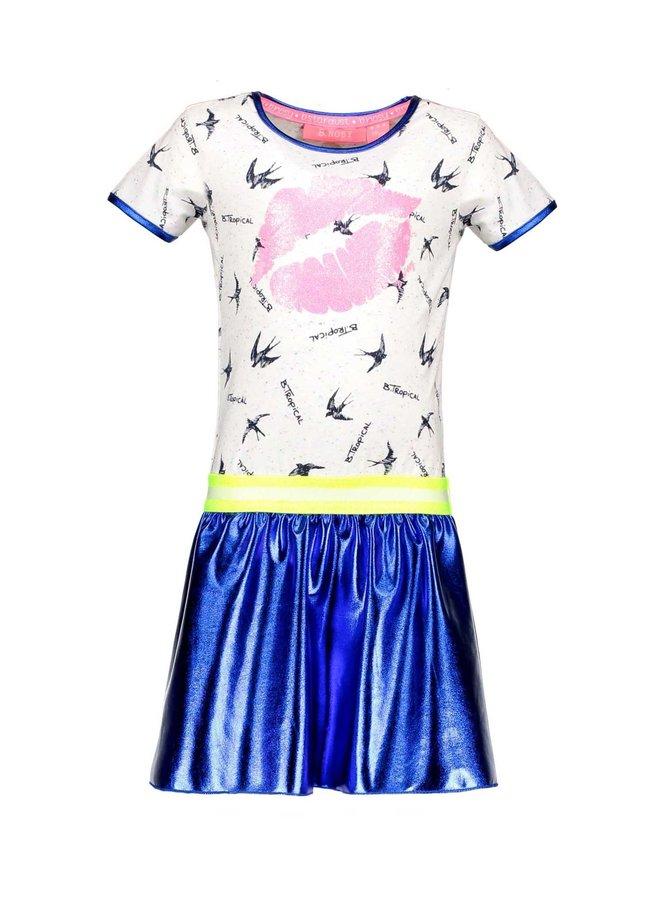Dress Bird with Coated Skirt