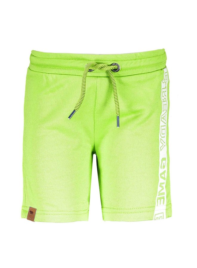 Short Pants Neon Yellow