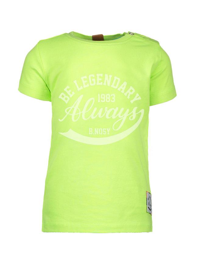 Shirt Always - Neon Yellow/Green