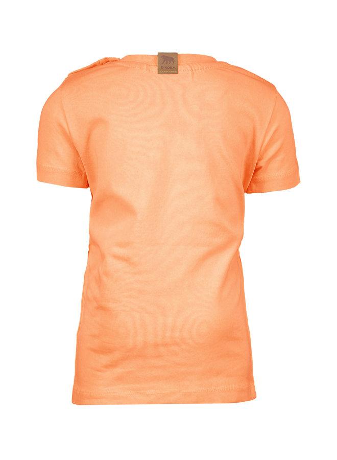 Shirt Always - Neon Orange