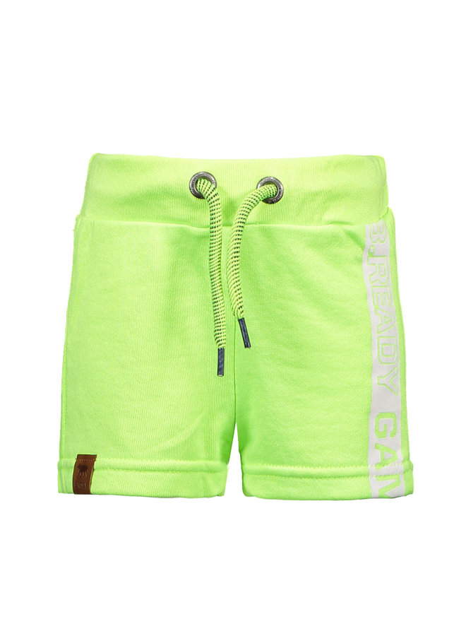 Short Pants - Neon Yellow