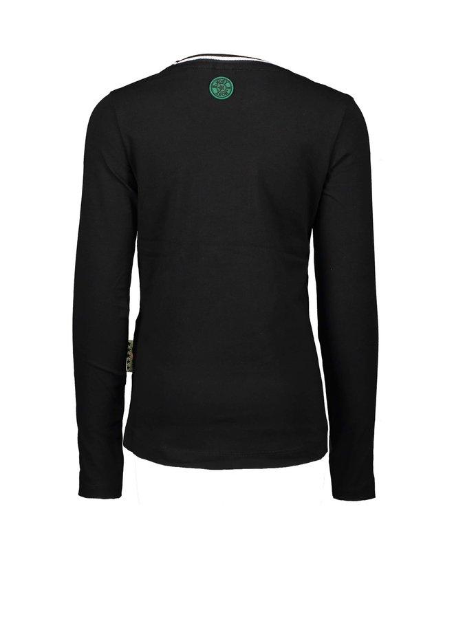 Shirt Wild - Black