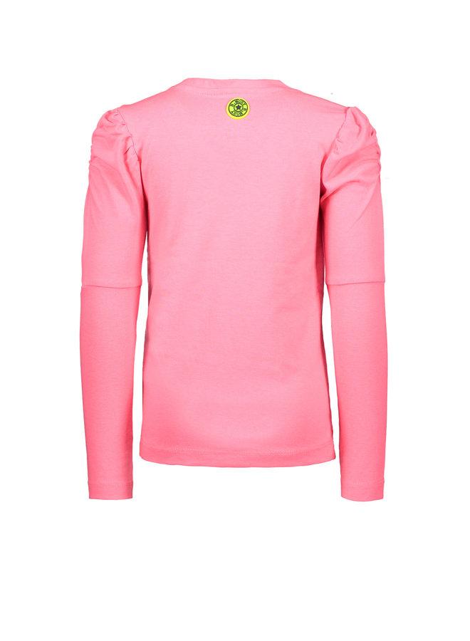 Shirt Funday - Shocking Pink