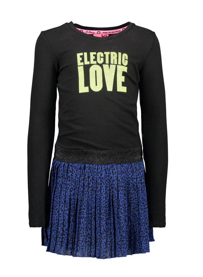 Dress Electric Love - Blue Panther