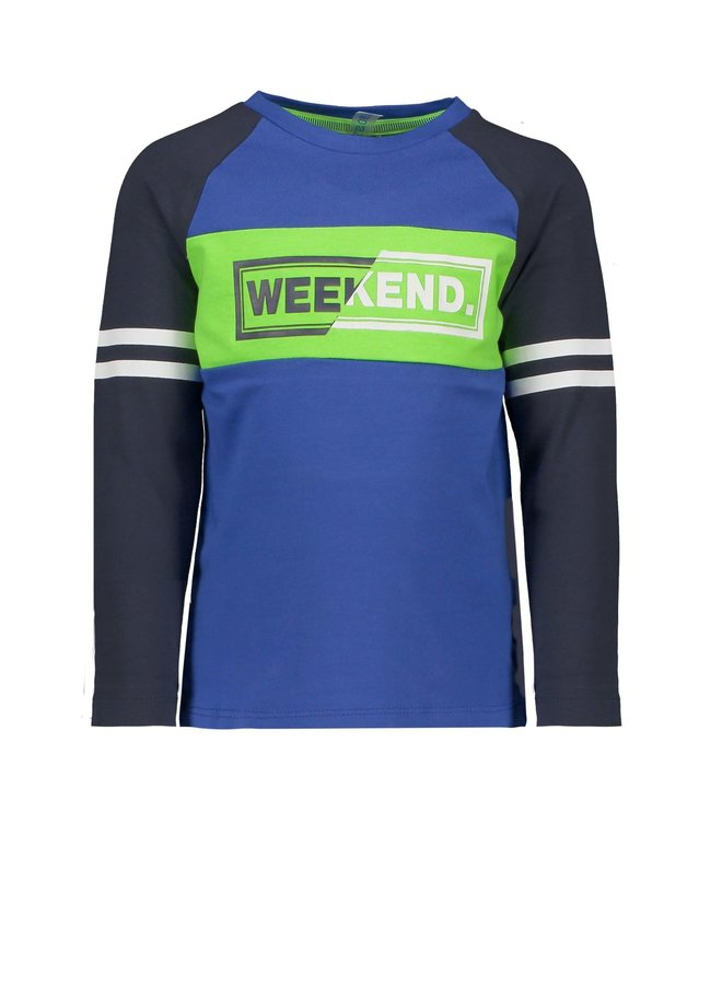 Shirt Weekend - Cobalt Blue