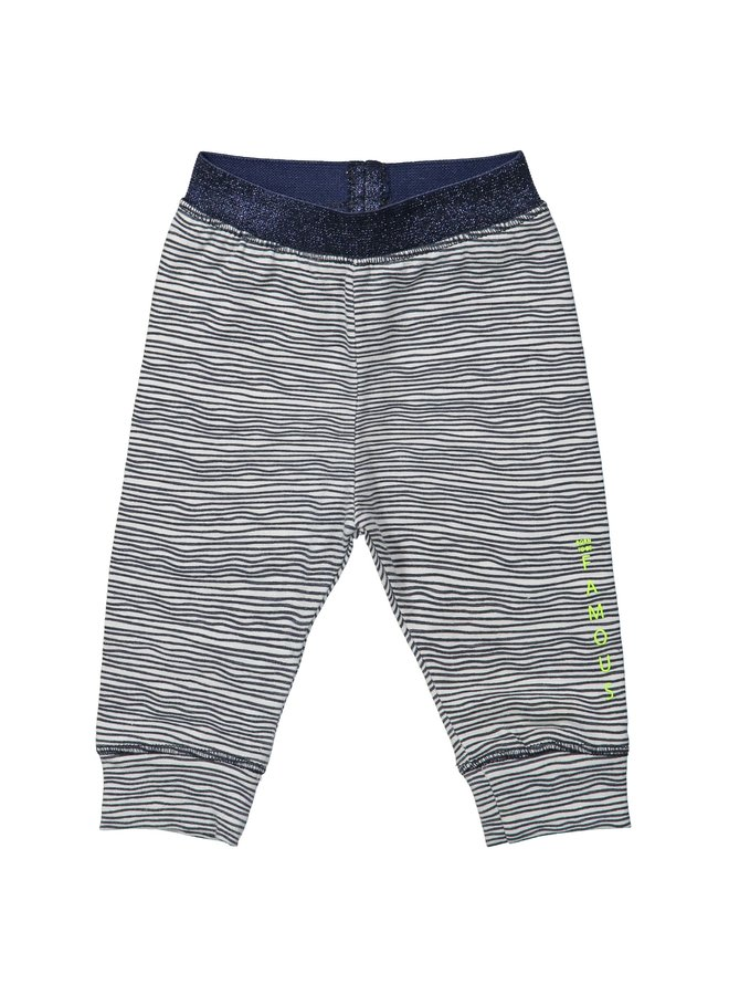 Legging Navy Stripe