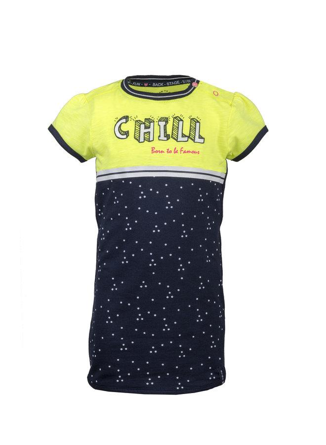 Dress Yellow/Navy