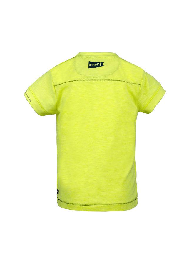 Shirt Yellow Skate