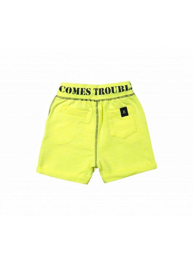 Shorts Yellow
