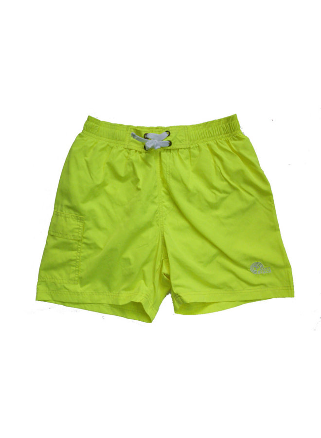 Zwembroek Coconut Neon Yellow