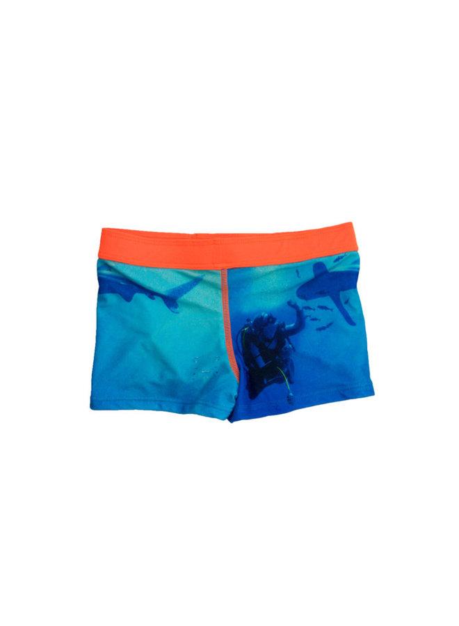 Zwembroek Douglas Photoprint Dive