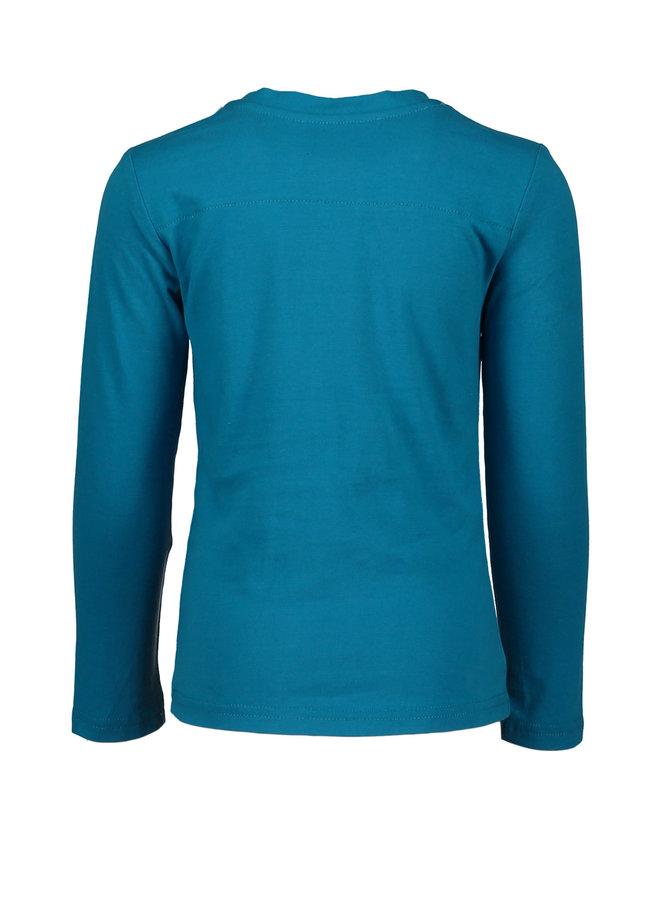 Shirt Light - Sea Blue