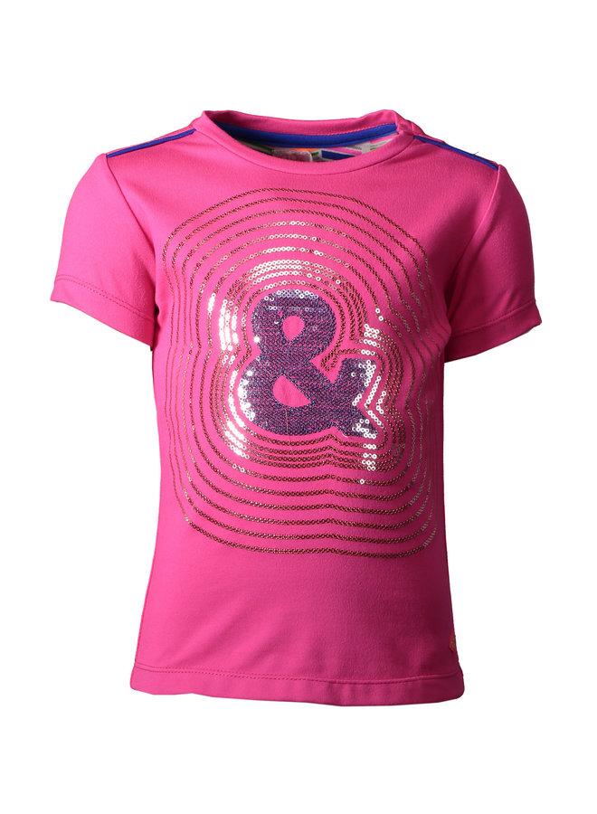 Shirt 0 - Neon Fuchsia