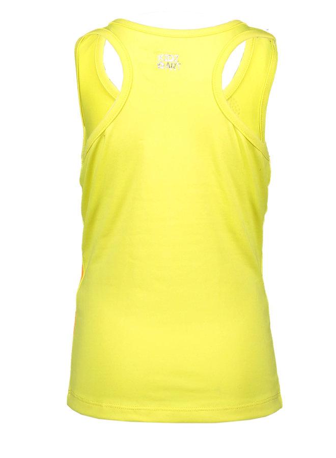 Top Dots - Neon Yellow