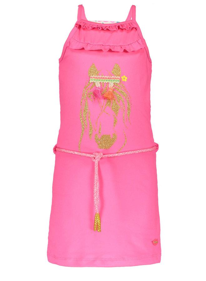 Dress Horse - Neon Pink