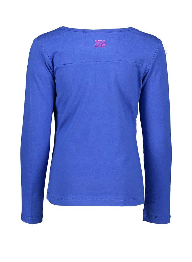 Shirt Heart - Blue