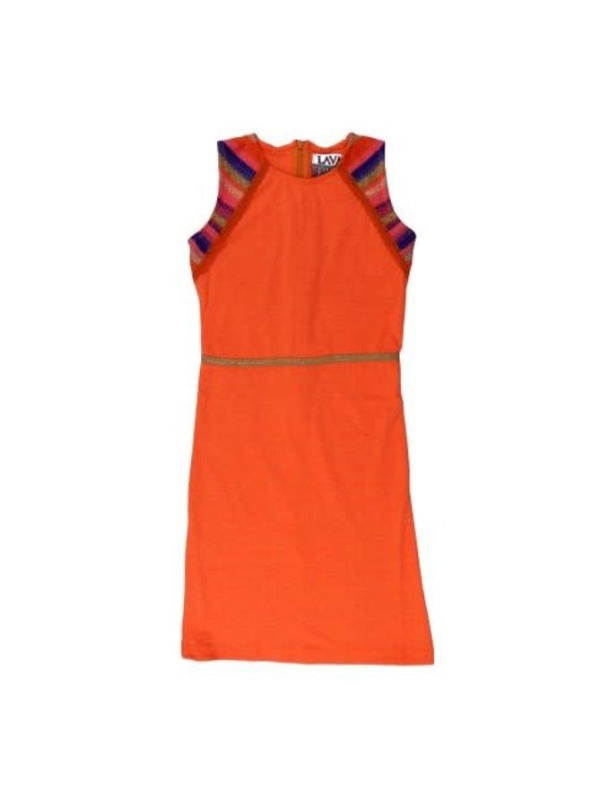Dress Venice - Coral