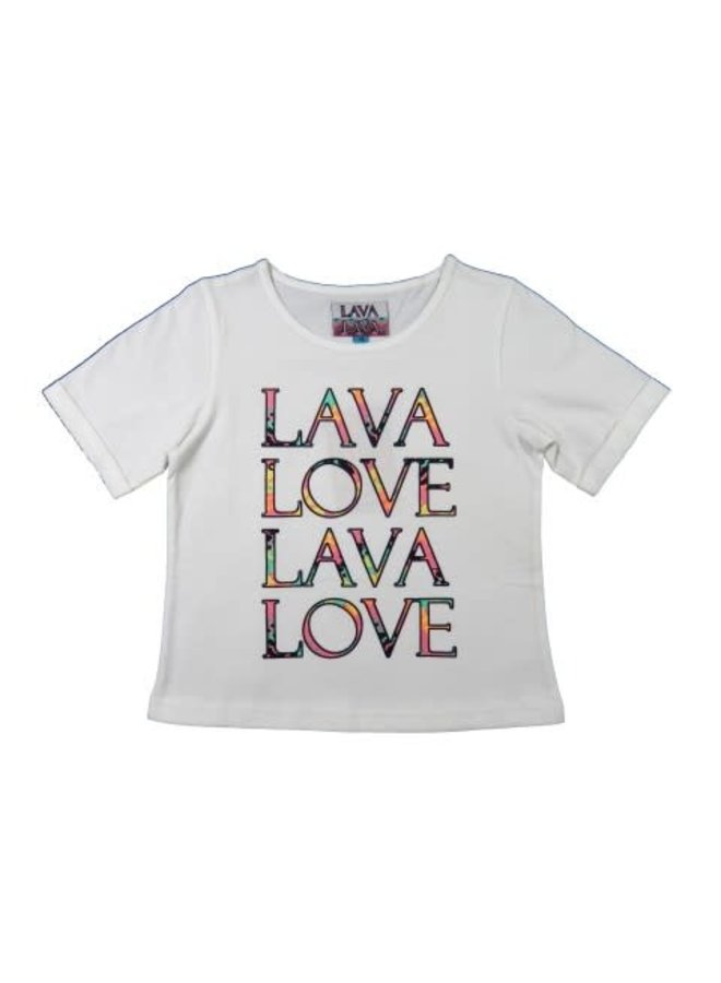 Top Lava Love