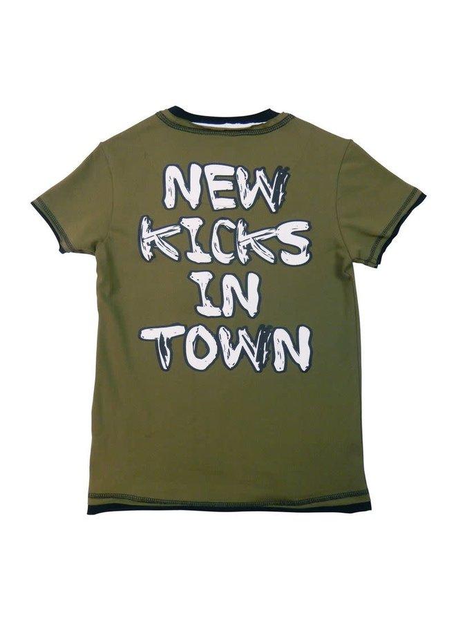 Shirt New Kicks