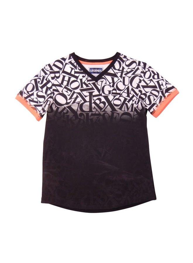 Shirt Alphabet