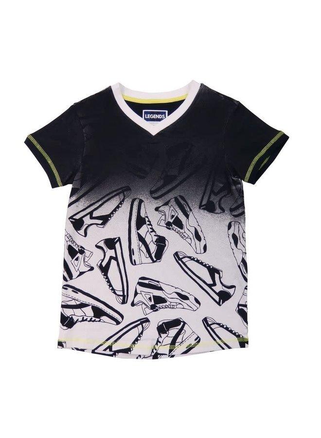 Shirt Sneakerprint