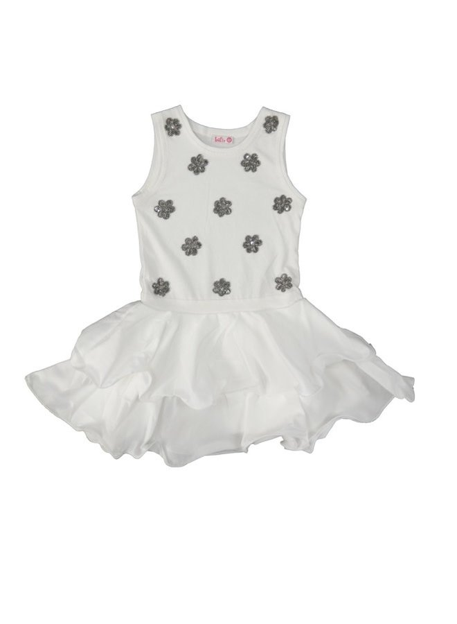 Romantic Dress - White