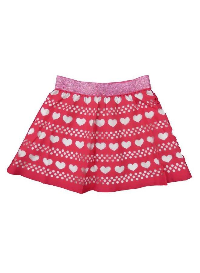 Lasered Skirt