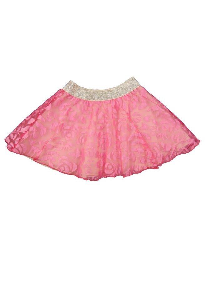 Skirt Flower Net
