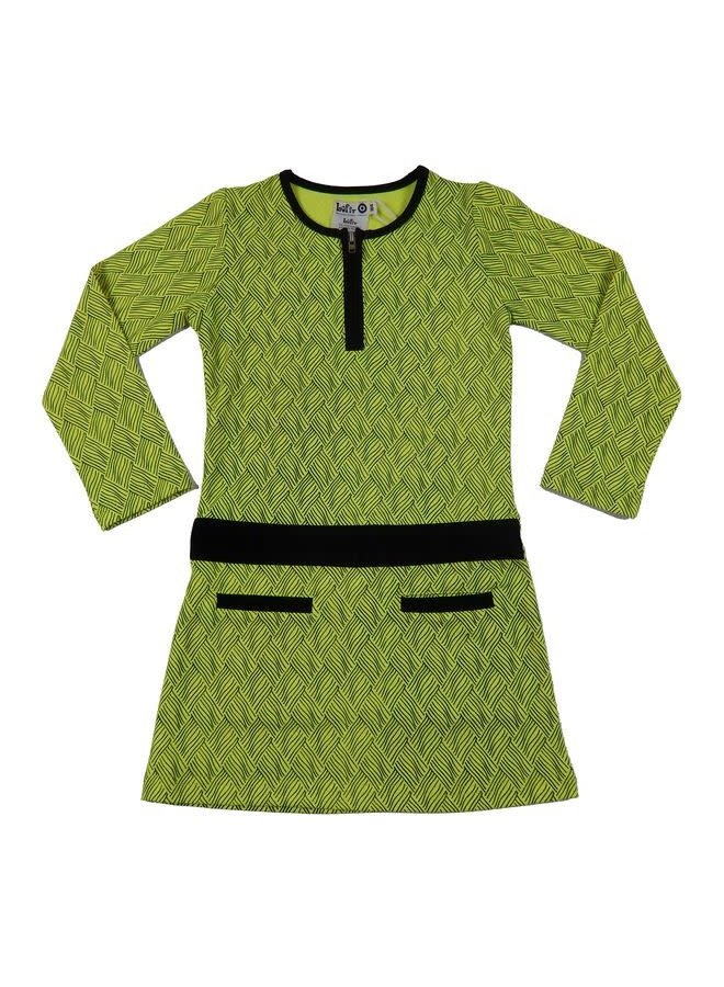 Favorite Dress - Yellow Black