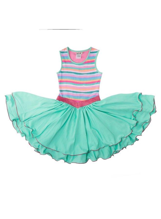 Dancing Dress Multicolour