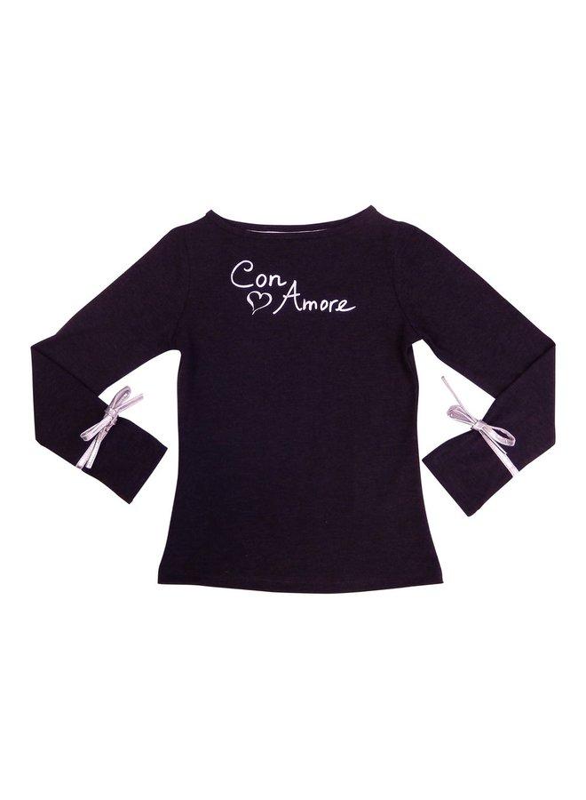 Shirt Con Amore - Dark Grey