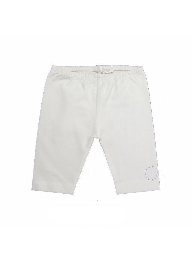 Legging 3/4 - White