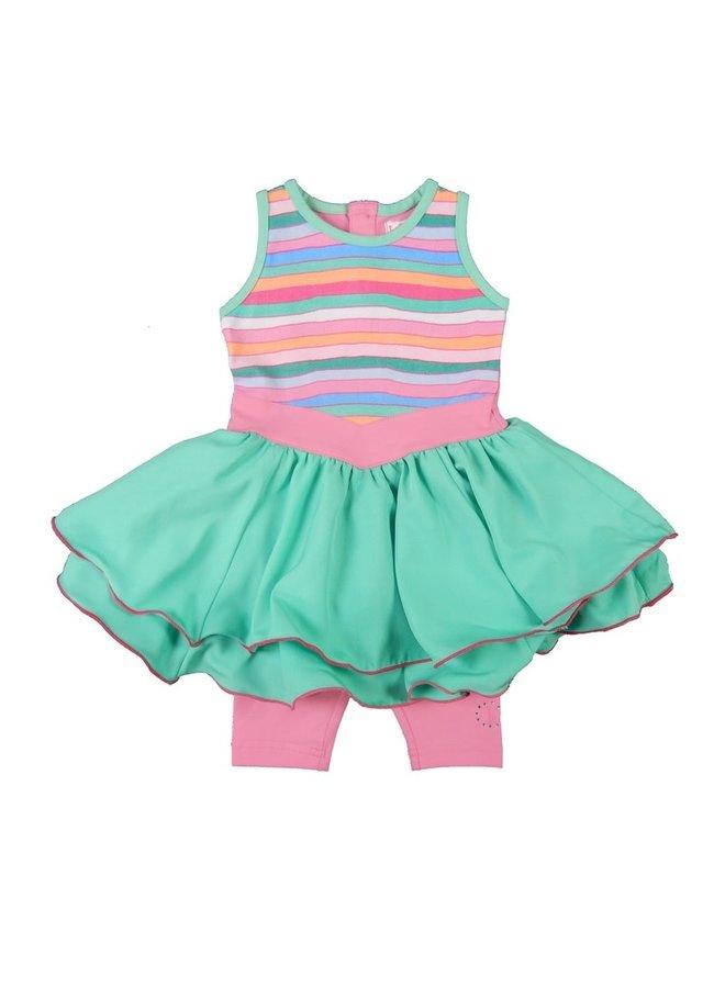 Party Dress Multicolour