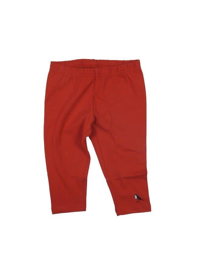Legging 3/4 Red